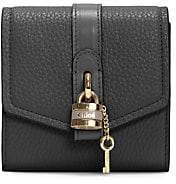 Chloé Women's Aby Leather Wallet