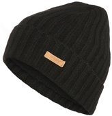 Barts Haakon Turnup Hat Black
