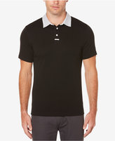 Perry Ellis Big & Tall Men's Cotton Polo