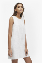French Connection Bixa Broderie Scallop Trim Dress