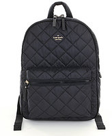 Kate Spade Ridge Street Collection Siggy Quilted Nylon Backpack