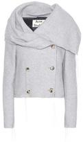 Acne Studios Alton Blanket Wool-blend Jacket