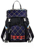 Prada Tessuto Impunto Nylon Backpack