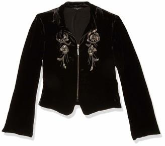 Nanette Lepore Women's Cheongsam Jacket