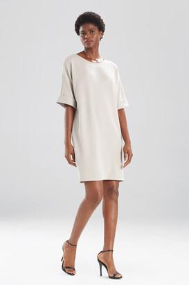 Natori Mia - Sanded Jersey T-Shirt Dress