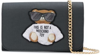 Moschino Teddy Bear wallet-on-chain
