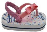 Peppa Pig Toddler Girls' Flip Flop Sandals - Pink
