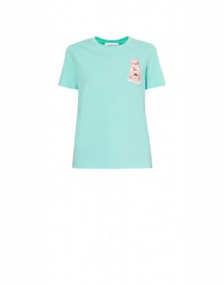 Moschino Jersey T-shirt Cake Teddy Bear