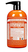 Dr. Bronner's Organic Shikakai Tea Tree Hand & Body Soap 710ml
