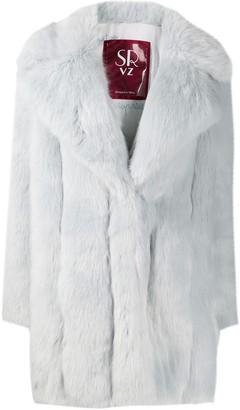 Srvz Club Mid-Length Coat