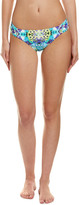 Nanette Lepore Kamari Reflection Siren Hipster Bottom