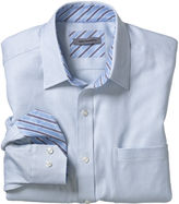 Johnston & Murphy Tailored Fit Micro Squares Shirt