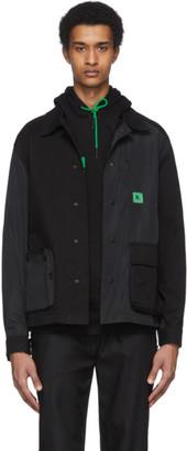 Rochambeau Black Chore Jacket