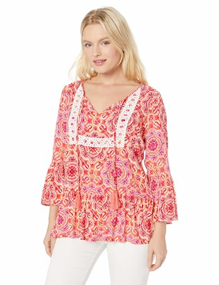 Pappagallo Women's The Darcie Top