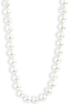 8 Other Reasons Cha Imitation Pearl Necklace