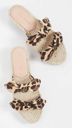 Loeffler Randall Daisy Espadrille Platform Sandals