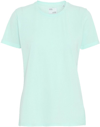 Colorful Standard - Light Aqua Women's Short Sleeve T-Shirt - Small