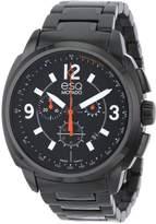 ESQ by Movado ESQ Movado Men's 07301418 esq Excel tm PVD Chrono Watch