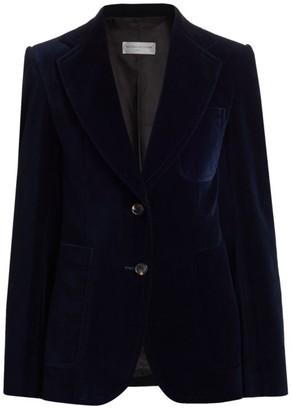 Victoria Beckham Tailored Patch Pocket Jacket