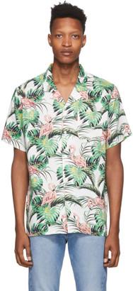 Levi's Levis Multicolor Flamingo Print Shirt