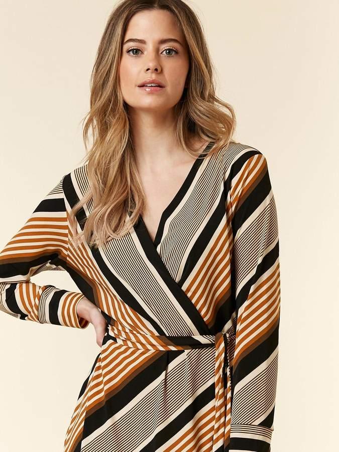 0b2cbdf7e7d7b Wallis Wrap Dress - ShopStyle UK