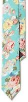 Original Penguin Menard Floral Tie
