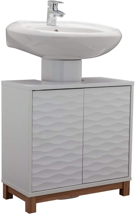 Remarkable Argos Home Zander Undersink Storage Unit Interior Design Ideas Apansoteloinfo