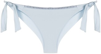 La Perla Embellished Detail Bikini Bottoms
