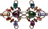 Lanvin Brass Double Ring