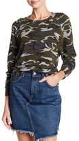 Stateside Fleece Lined Raglan Pullover