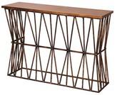 Stylecraft Console table Antique Bronze
