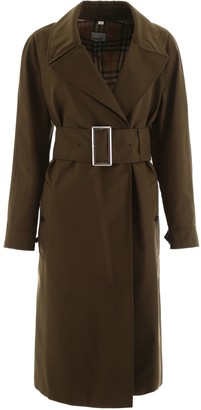 Burberry Camelford Trench Coat