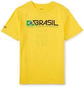 Ralph Lauren Boys' Brasil Graphic T-Shirt