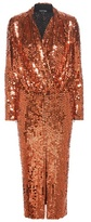 Tom Ford Sequin-embellished Dress