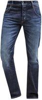 Mustang Michigan Straight Leg Jeans Light Blue