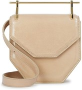 M2Malletier Amor Fati Mini Patent Leather Shoulder Bag