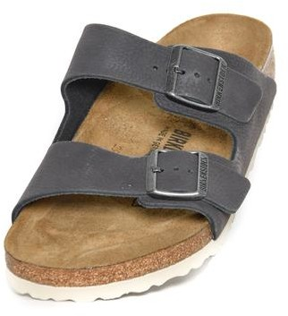 Birkenstock Arizona Steer Soft Grey Sandal 1015500 - 41