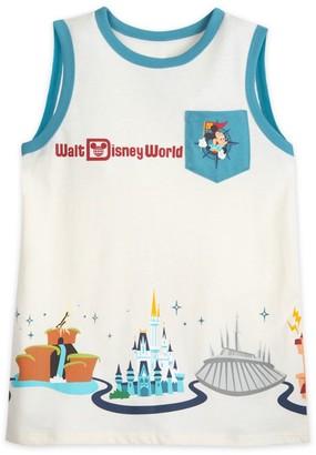 Disney Walt World Tank Top for Boys