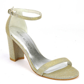 Stuart Weitzman Nearly Nude Nocturne - Ankle Strap Sandal