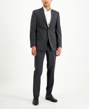 Calvin Klein Men's Slim Fit 2-Piece Suits
