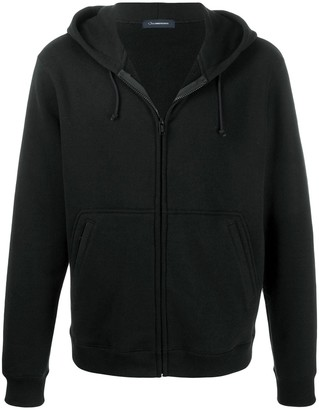 Undercover Panelled Knit Hoodie