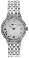 Raymond Weil Toccata 1.50ct Diamond Bezel Mens Watch