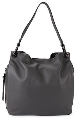 Vince Camuto Clem Pebbled Leather Hobo Bag
