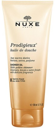 Nuxe Prodigieux Shower Oil with Golden Shimmer, 200ml