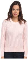 Kate Spade Winter Wool Side Zip Sweater
