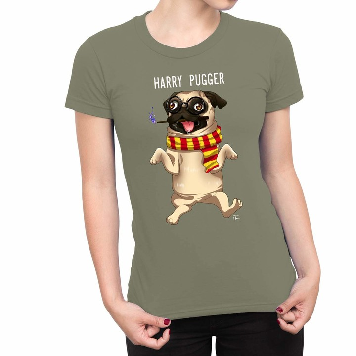 Colourful Retro T-Shirt 1Tee Womens Loose Fit Westie Dog Breed