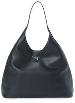Prada Medium Leather Hobo