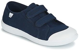 Citrouille et Compagnie JODIPADE boys's Shoes (Trainers) in Blue