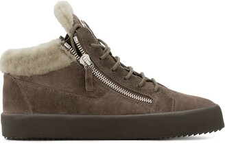 Giuseppe Zanotti Cole mid-top sneakers