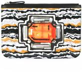 Pierre Hardy 'Multi Tan' clutch